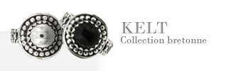 Collection KELT, Bijoux bretons et celtiques fabriqués en France