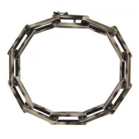 Bracelet Argent ANTIKA RECTANGLE MM