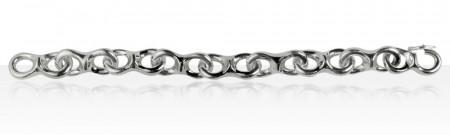 Bracelet Argent Chaine BATEAU