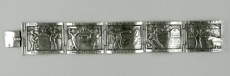 Bracelet Argent FANDANGO