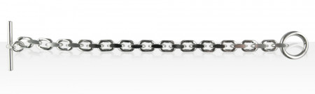 Bracelet Argent FORCAT GM Fermoir BARRETTE