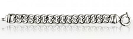 Bracelet Argent RONDE 6 20mm