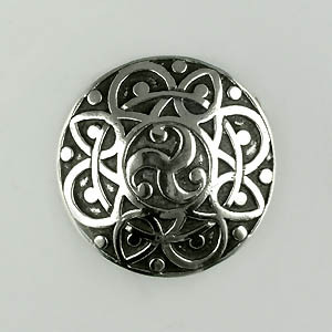 Broche Argent OVIPHYLE