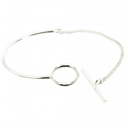 Bracelet Argent EPURE SA Barrette  FR20 - GL60