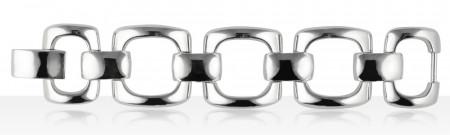 Bracelet Argent CARRE HL/GM