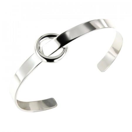 Bracelet Argent PHI_PLAT - PM 6mm
