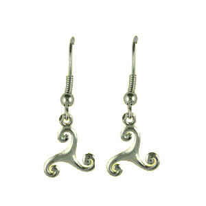 B.O. Argent CROCHETS TRISKELL SIMPLE/2