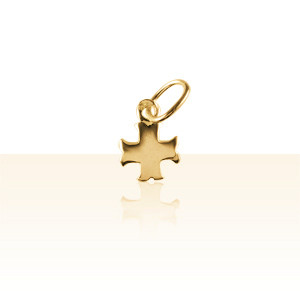 Pendentif Or 18K CROIX CATHARE TPM