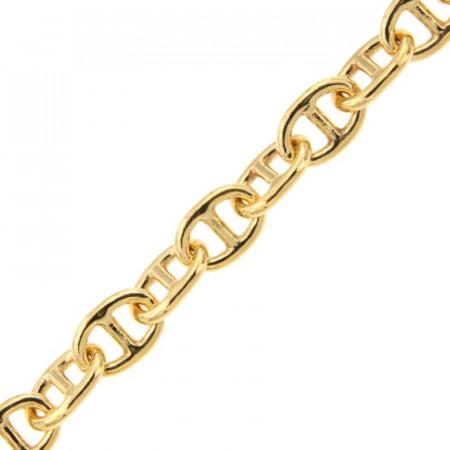 Bracelet Plaqué Or MARINE PER - 20cm