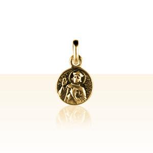 Médaille Plaqué Or ST ERWANN PM