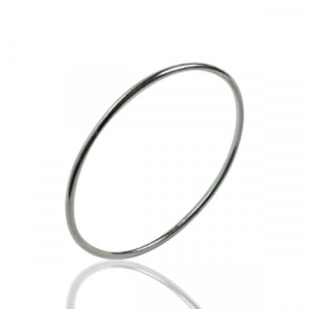 Bracelet JONC Argent massif FR20-O63