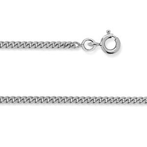 Chaine Argent GL55 45 CM