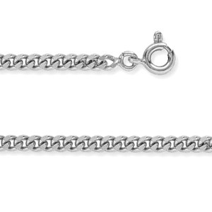 Chaine Argent GL80-55CM