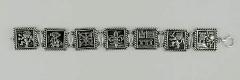 Bracelet Argent 7 PROVINCES TAILLE