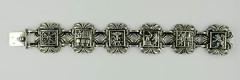 Bracelet Argent 7 PROVINCES LOTUS