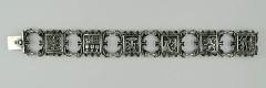 Bracelet Argent GRAND MODELE STYLE