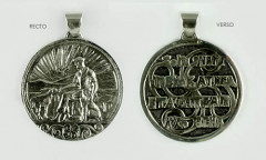 Médaille Argent BERGER