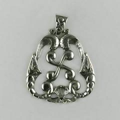 Médaille Argent ABONDANCE