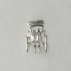 Pin's Argent CALECHE PM