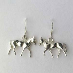 B.O. Argent Crochets CHEVAL PM