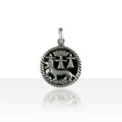 Médaille Argent HERMINE/DUCHE BRETAGNE