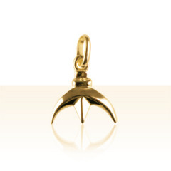 Pendentif Or TRIDENT MM