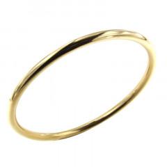 Bracelet Plaqué Or Jonc FR40-063