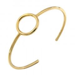 Bracelet Plaqué or EPURE Jonc esclave
