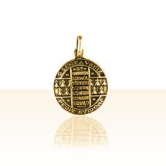 Médaille Plaqué Or EVECHES BRETONS