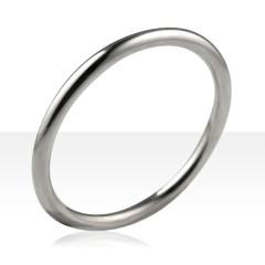Bracelet JONC Argent massif FR60-063