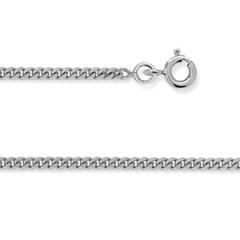 Chaine Argent GL55-50CM