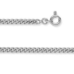 Chaine Argent GL80-50CM