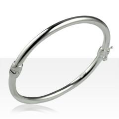 Bracelet Argent JONC FR4