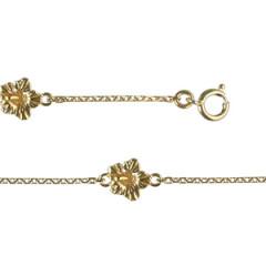 Bracelet Plaqué Or 3 HIBISCUS PM