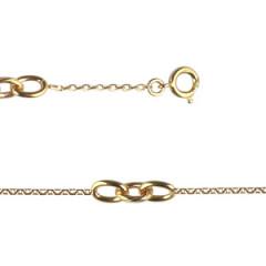 Bracelet Plaqué Or 3 ESCLAVES PM