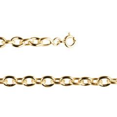 Bracelet Plaqué Or ESCLAVE PM
